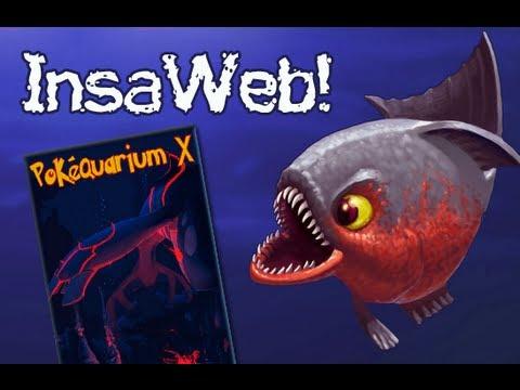 Avance de PoKéQuarium X MOD de Insaniquarium Deluxe