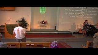 Jumalateenistus (09.07.2017)