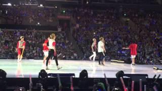 KCON 2015 LA: GOT7 - A + Girls GIrls Girls + Talk + Bounce  [FANCAM]