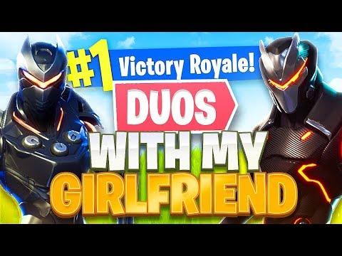 Xxx Mp4 Fortnite Duos W My Girlfriend NEW Submachine Gun Gameplay Fortnite Battle Royale 3gp Sex
