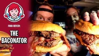 Wendy's Baconator Food Review | Season 5, Episode 13