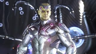 INJUSTICE 2 All Brainiac Intros, Clahes, Banter and Supermove