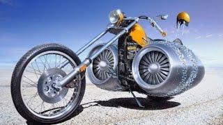 Strange Motorbikes