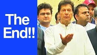 Imran Khan Reveals a Big News regarding PANAMA