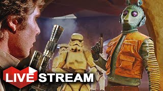 Star Wars Battlefront: Outer Rim DLC | Greedo & Nien Nunb Gameplay! + MAPS! | Live Stream