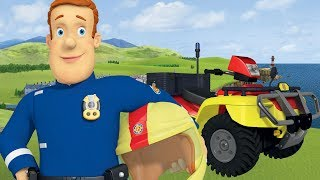 Fireman Sam New Episodes | When Fools Rush in - Rescues Marathon 🚒 🔥 | Cartoons for Children