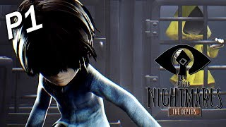 Little Nightmares The Depths DLC《小小夢魘:深渊》Part 1 - 新主角