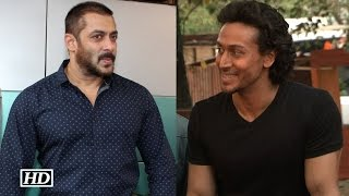 Don't Compare Me with Salman Khan: Tiger Shroff | Baaghi Remake