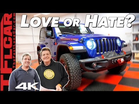 Should You Buy a 2019 Jeep Wrangler Dude I Love or Hate My New Ride Ep.1