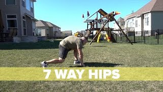 Best Warm-Up for Hips and Lower Back