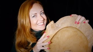 ASMR Wooden Bowl Sounds | Nature's Sleep Music