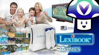 [Vinesauce] Vinny - Lexibook TV Game Console 200-in-1 Games (Shitty Wii Ripoff) + Art!