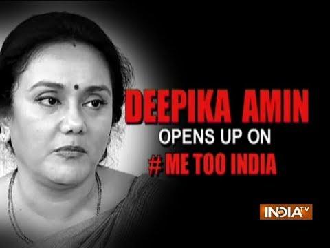 Xxx Mp4 TV Actress Deepika Amin Accuses Alok Nath Of Sexual Misconduct 3gp Sex