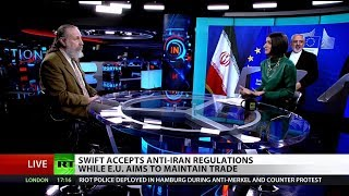 Will Europe Grow a Backbone on Iran Sanctions?