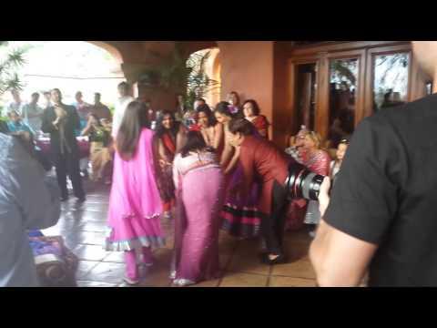 Sri Lankan wedding dance