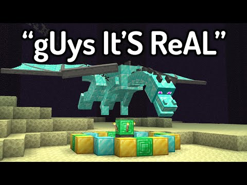 The FUNNIEST FAKE Minecraft Speedruns EVER