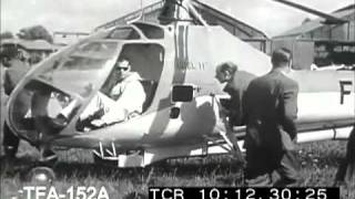 The History of the Helicopter, 1952
