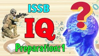 Latest ISSB Verbal IQ Test Preparation 1 || BD Defence Online class || ANirban Defence Tutorial