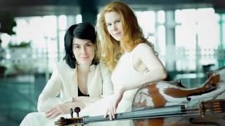 HARRIET KRIJGH & MAGDA AMARA - Sonata Para Cello e Piano em Sol menor; Op.19 Nº2* (Rachmaninov)
