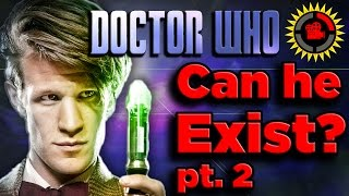 Film Theory: Can a Doctor Who Doctor ACTUALLY EXIST? (pt. 2, Time Travel)