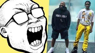 A$AP Rocky Calls A$AP Bari a