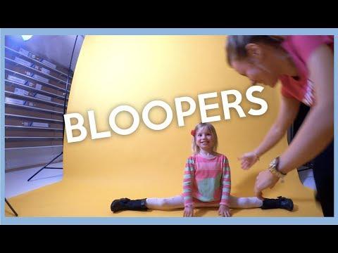 BLOOPERS & BEHIND THE SCENES: Småttingar smakar