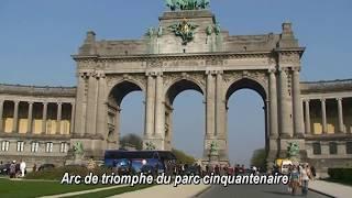 Vidéo découverte de Bruxelles capitale de Belgique
