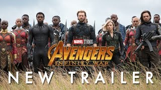 Avengers: Infinity War – NEW TRAILER - Official UK Marvel | HD