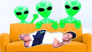 Bad Baby Aliens ATTACKS! - Shiloh and Shasha - Onyx Kids