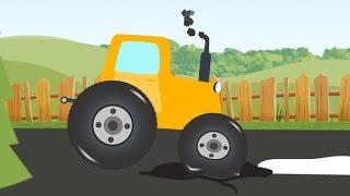 Tractor Car Garage | Farm Vehicle