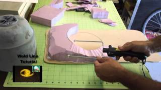 Pink Foam Tutorial for Wargaming Terrain and Scratch Build Models