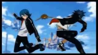 -Air Gear AMV- {Raised By The Wolves}