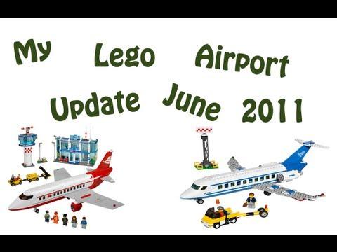My Lego Airport Update June 2011