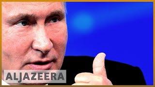 Putin Says US Sanctions On Huawei Intended To Weaken China