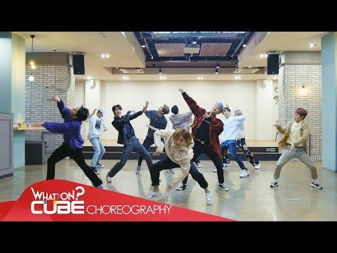 "PENTAGON - ""Shine"" (Choreography Practice Video)"