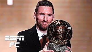Why Lionel Messi deserved to win the Ballon d