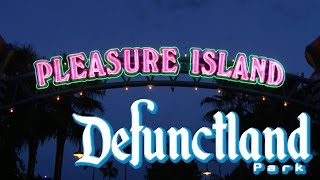 Defunctland: The History of Pleasure Island (Part 1)