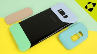 Official Samsung Galaxy S8 Plus Pop Cover Review - Hands On