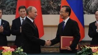 Dispatch: Putin's Visit to China