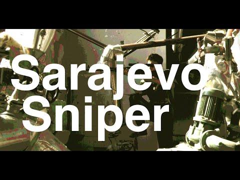 Sarajevo Sniper la mort au bout du Fusil Un Reportage de 26 de Philippe Buffon