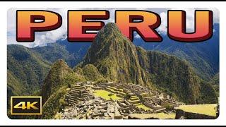 [4K] Machu Picchu -  Peru - Cinematic | [UHD] [Ultra HD] [2160p]