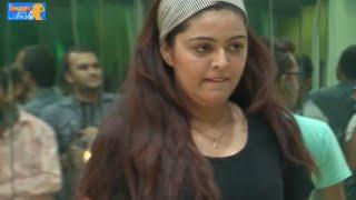 Mayuri Shafaq Naaz - Chidiyaghar Fame - Rehearsal Of Katthak & Salsa Dance P1