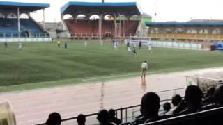 Warri Wolves vs Shooting Stars 2nd goal by Sikiru Alimi