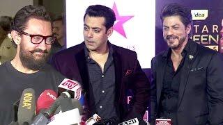 Aamir Khan's On Having DANGAL Movie Special Screening For Shahrukh & Salman Khan