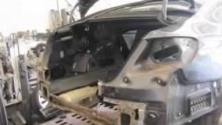 2010 VW CC Rear End Collision Repair