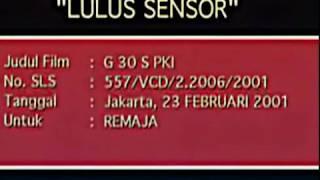 Film G30S/PKI Full Movie