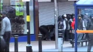 Birmingham Riot 2011: Winson Green Murder Trial - 8 Men Cleared (ITV1 Central W Coverage)