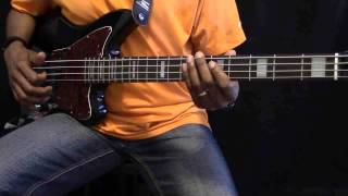 Bass Guitar Tutorial: LOVE ZONE (Billie Ocean)