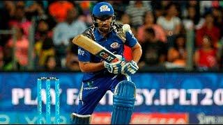 IPL 9 MI VS RPS: Match Highlights - Rohit 85* - MI Cast Giant Shadow On Supergiants