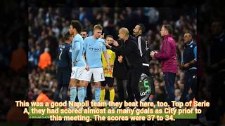 Manchester City 2-1 Napoli: Manchester City got what they wanted from this game (Hot New)